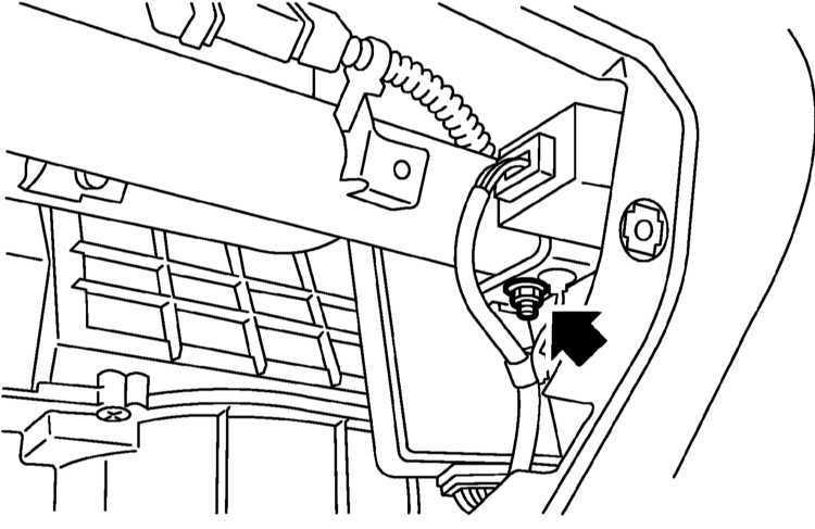 Снятие, проверка и установка приводного электромотора