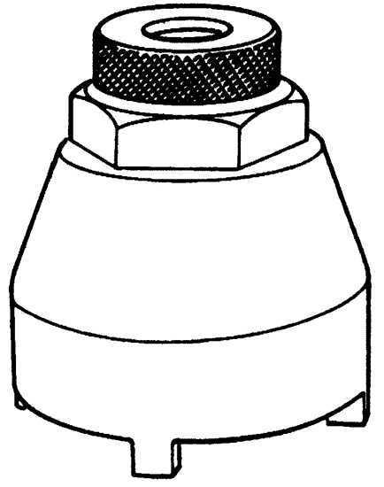 Нижний шаровой шарнир передней подвески Peugeot 405 1987-1997