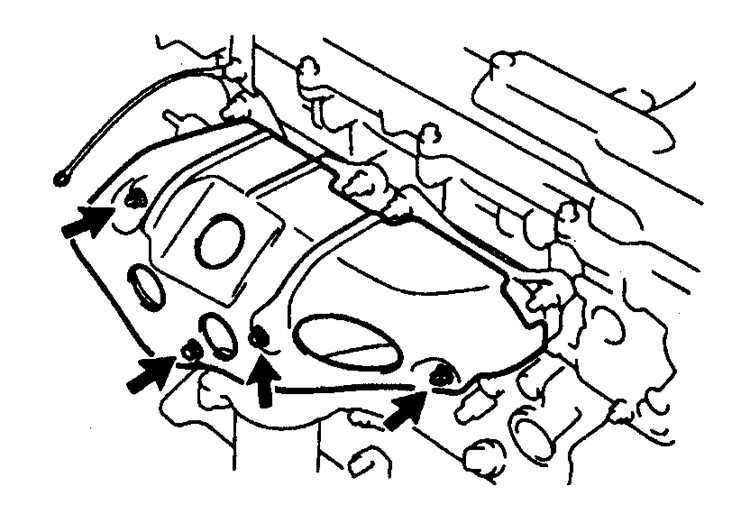 Выпускной коллектор Toyota 4runner 1987-1998