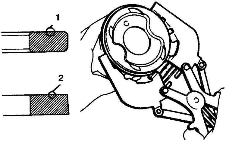 Поршневые кольца Toyota 4runner 1987-1998