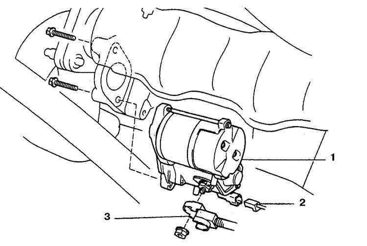 Снятие и установка электродвигателя Toyota 4runner 1987-1998