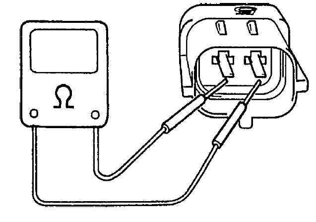 Резистор опережение зажигания (если установлен) Suzuki
