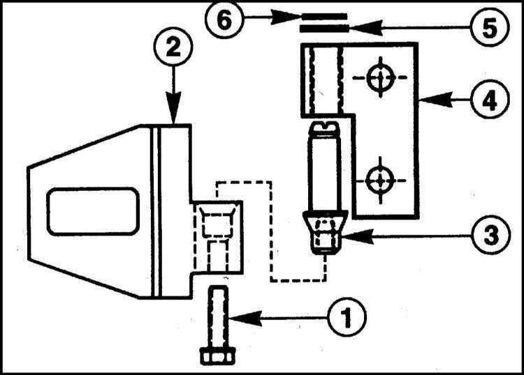 Снятие, установка и регулировка двери BMW 5 (E39) 1996-2001