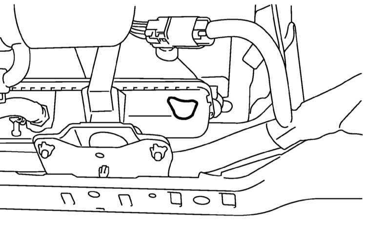 Проверка состояния и замена охлаждающей жидкости двигателя