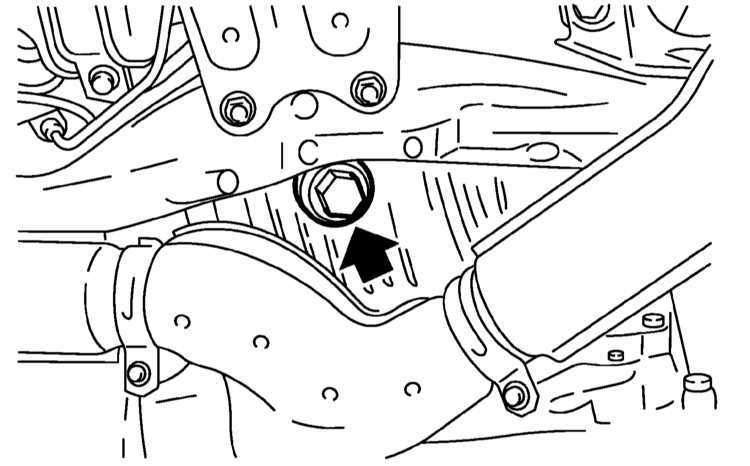 Замена смазок заднего и переднего дифференциала Subaru