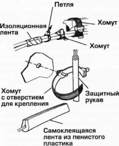 Установка дополнительных комплектующих системы