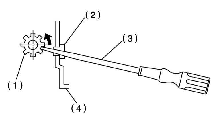 Снятие, проверка состояния и установка задних тормозных