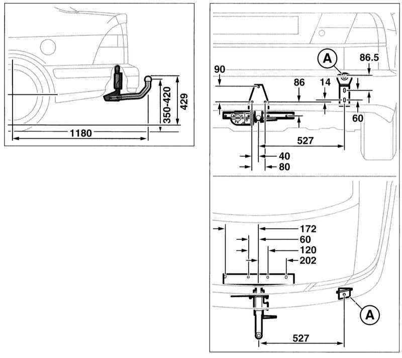 Органы управления и приемы эксплуатации Saab 95 1997-2004