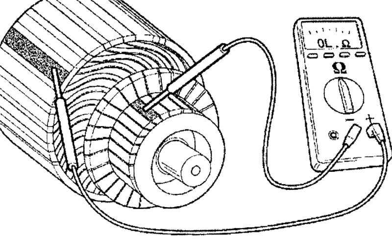 Проверка стартера Daewoo Matiz 1997+