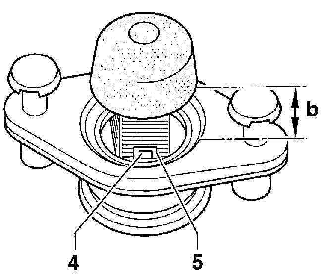 Регулировка положения крышки багажника/задней двери