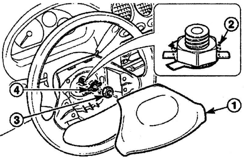 Ремонт рулевой колонки и ее узлов Daewoo Matiz 1997+