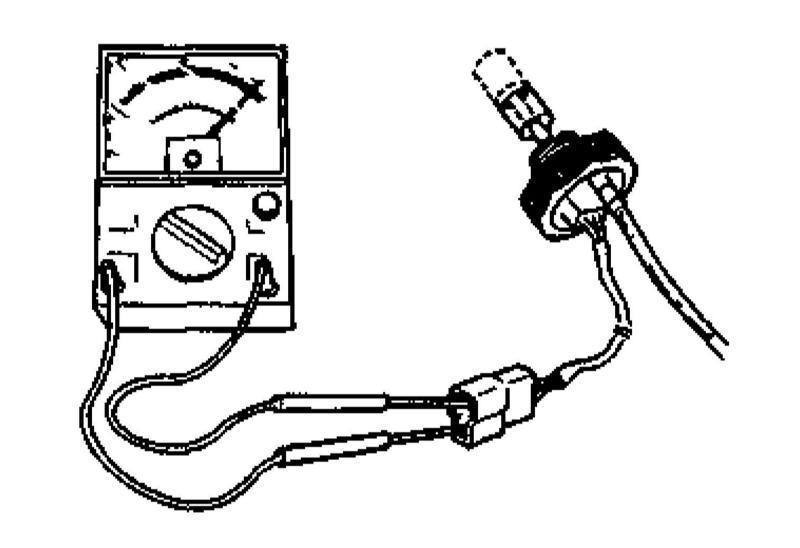 Проверка системы питания, замена топливного фильтра Kia