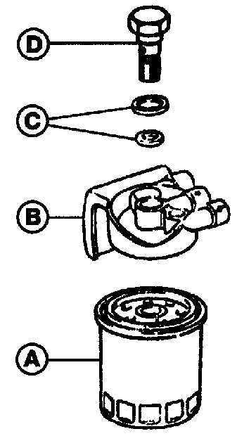 Замена топливного фильтра Mercedes-Benz W124 1985-1995