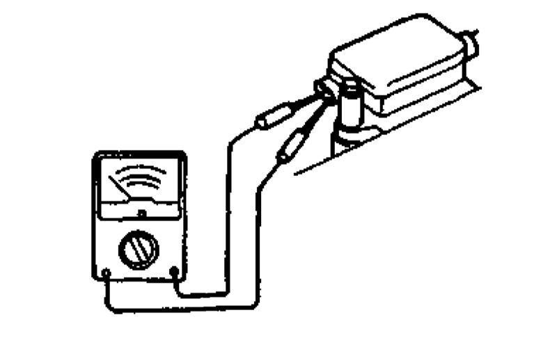 Проверка катушек зажигания Kia Sportage 1999-2002