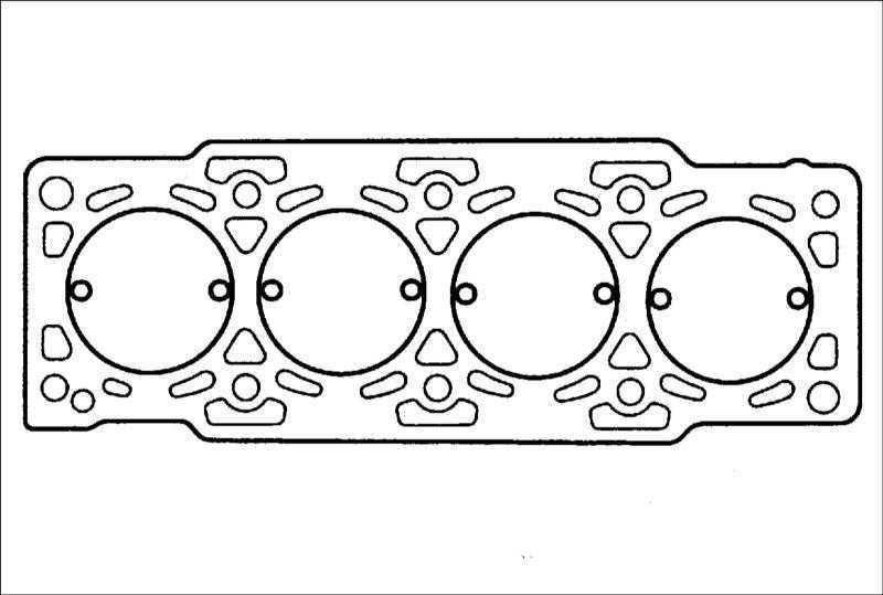 Ремонт головки цилиндров Hyundai Elantra 2000-2004