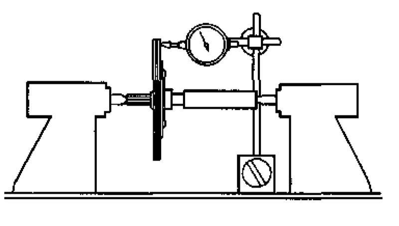 Снятие, проверка состояния и установка компонентов