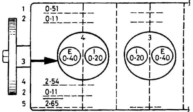 Проверка и регулировка зазоров клапанов двигателей 1.6