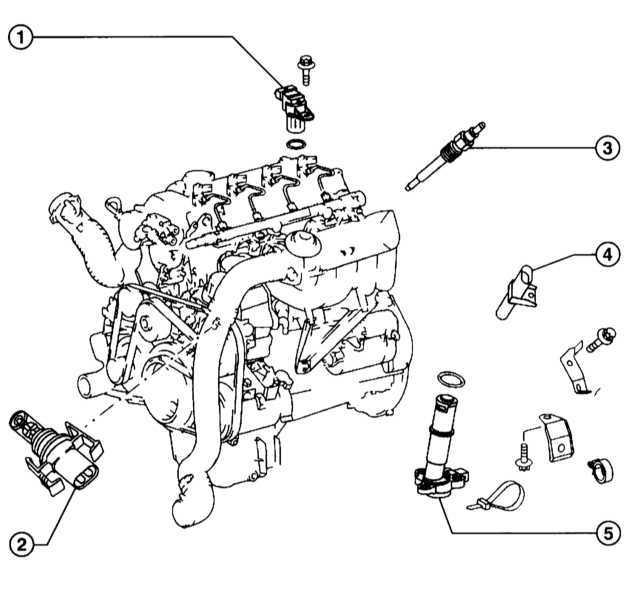 впрыска топлива дизельного двигателя. Турбокомпрессор