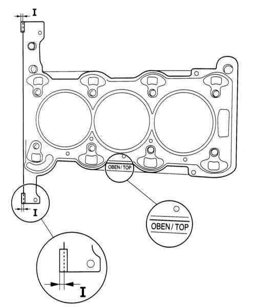 Снятие и установка головки цилиндров Opel Corsa 1993-2000