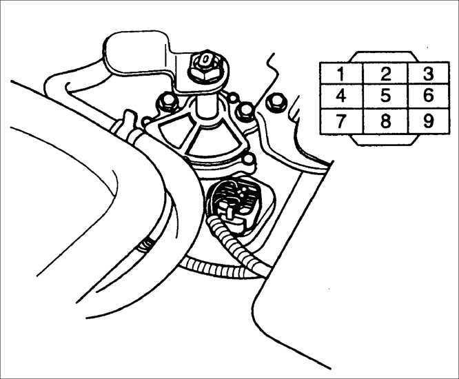 Электромагнитные клапаны Kia Rio 2000+