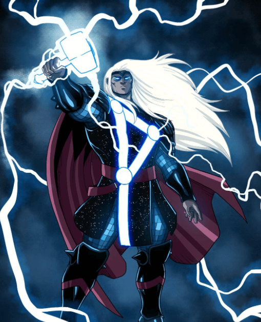 King Thor Odinson Finally Become All-Father Thor