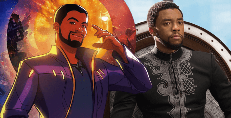 What If...? T'Challa Became a Star-Lord & Became A Good King