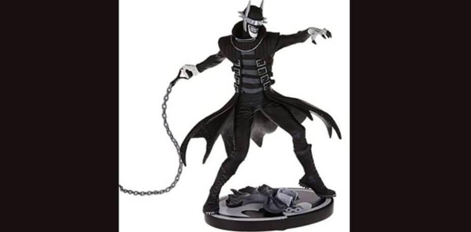 Batman Black & White The Batman Who Laughs