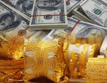 ڈالر اور سونا