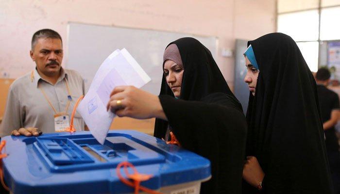 عراق کے پارلیمانی انتخابات