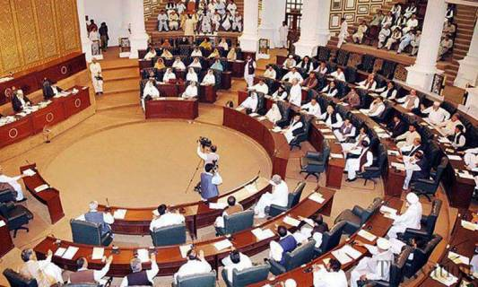 KP assembly session budget 2019 dt daily times