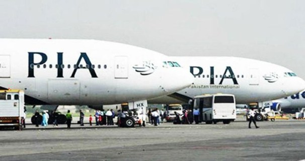 PIA two flights