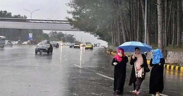 Rain forecast in kp from today