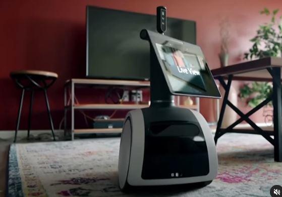 Astro-home-robot