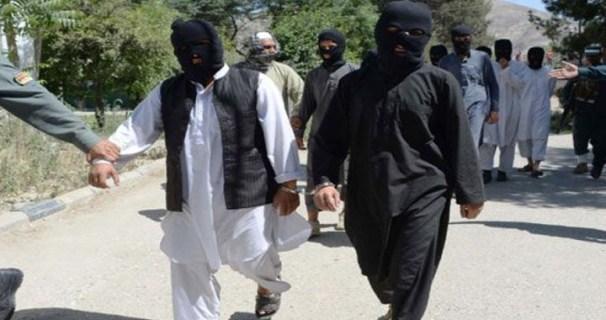 arrested Afghans