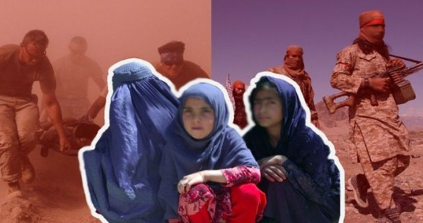 One and a half million Afghans have been killed in 20 years