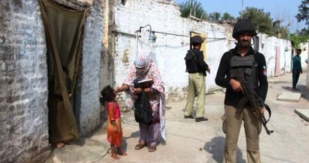 Attack on anti-polio team in DI Khan
