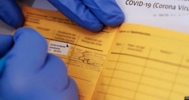 covid19 fake registration