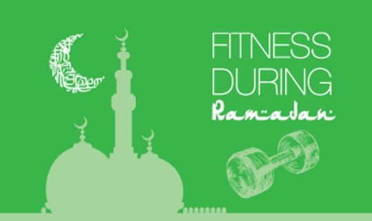stay fit during ramadhan