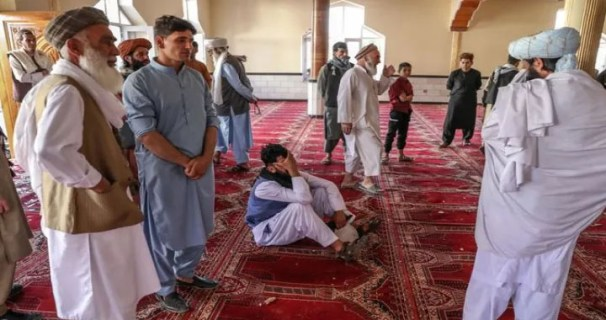 Afghan Taliban message to mosque imams