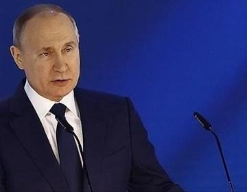 روسی صدر پیوٹن