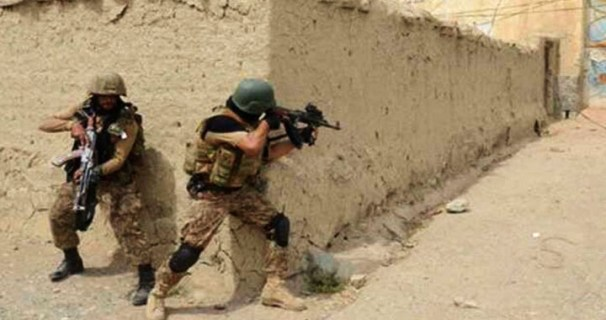 A terrorist was killed during an operation in North Waziristan
