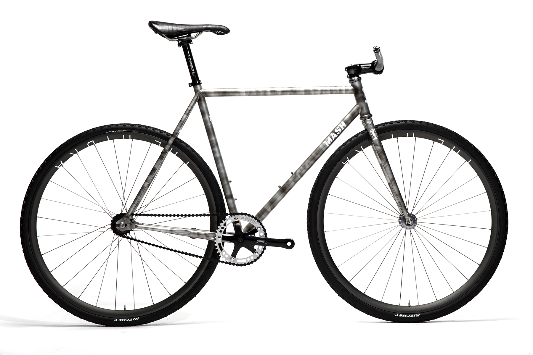Chainring on new Mash build : FixedGearBicycle