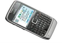 Lock Nokia E71 with Passcode