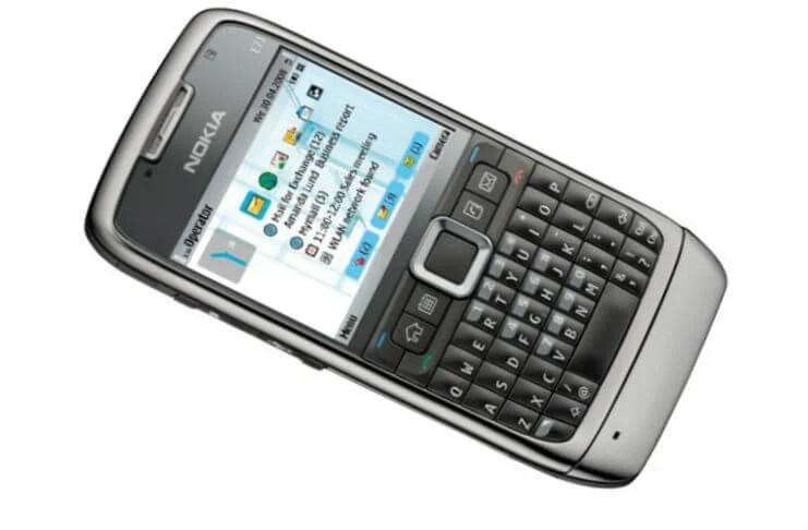 Lock Nokia E71 with Passcode