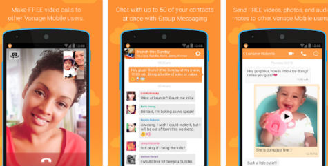 Vonage Android