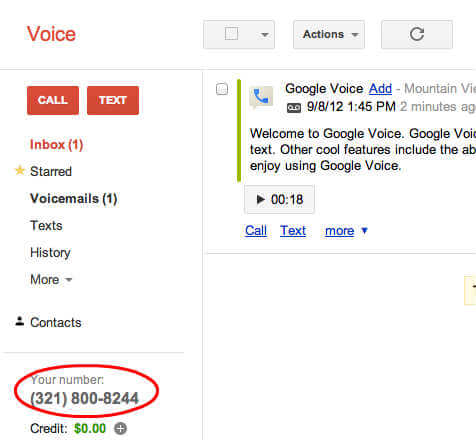 How To Use Google Voice As A Free Second Phone Number For Android