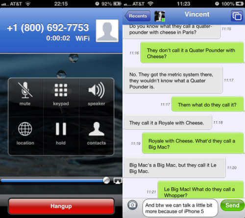 Best Free iPhone Apps to Make Calls Using Google Voice