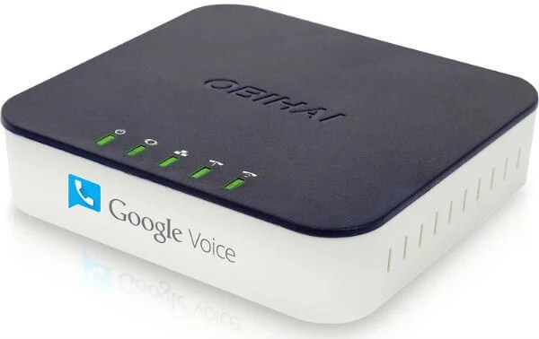OBi Box for Google Voice