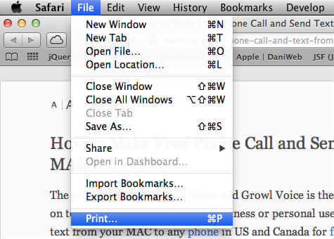how to rotate pdf on mac safari