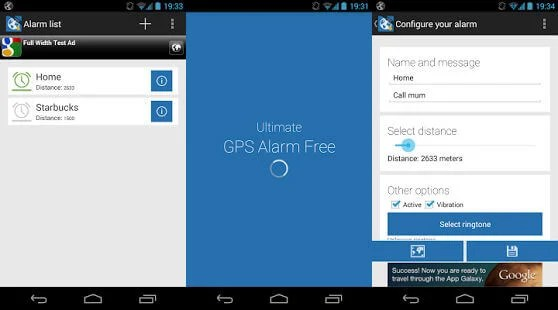 ultimate GPS Alarm